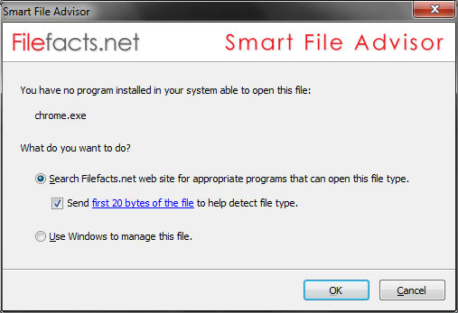 what is smart file advisor
