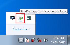 Intel rapid storage technology driver для чего нужен