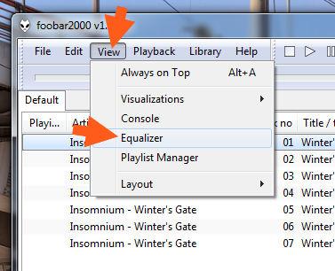 foobar2000 что это за программа