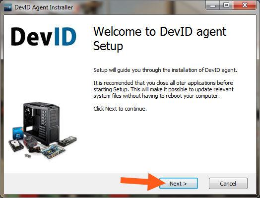 Devid agent installer что это