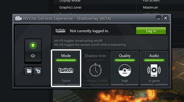 Shadowplay download